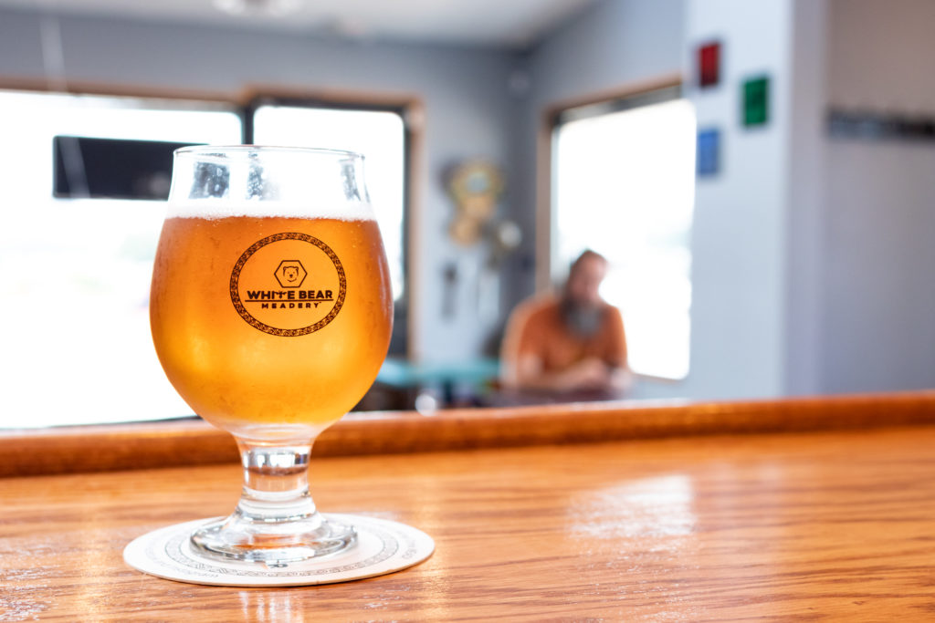 Inaugurado: White Bear Meadery em White Bear Lake